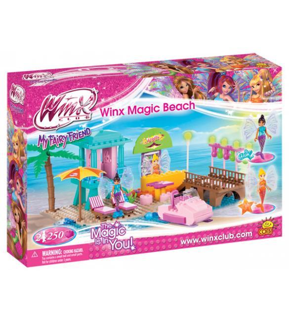 Конструктор Винкс - Волшебный пляж