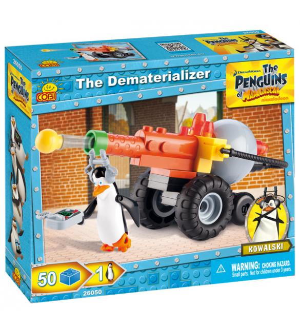 Конструктор Пингвины - Дематериализатор