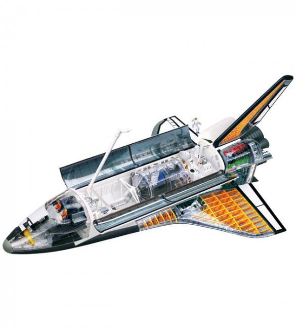 Космический корабль Спейс Шаттл