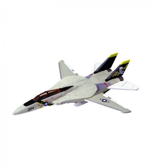Объемный пазл Истребитель-перехватчик F-14A VF-84 Jolly Roger(Веселый Роджер)