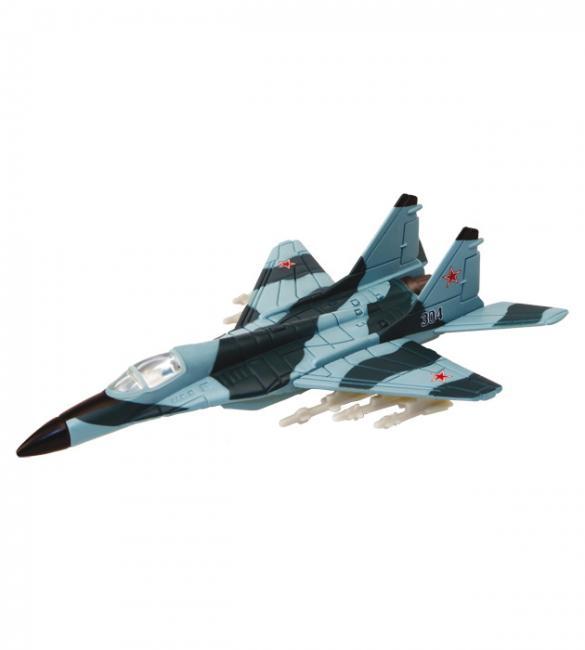 Объемный пазл Истребитель МиГ-29