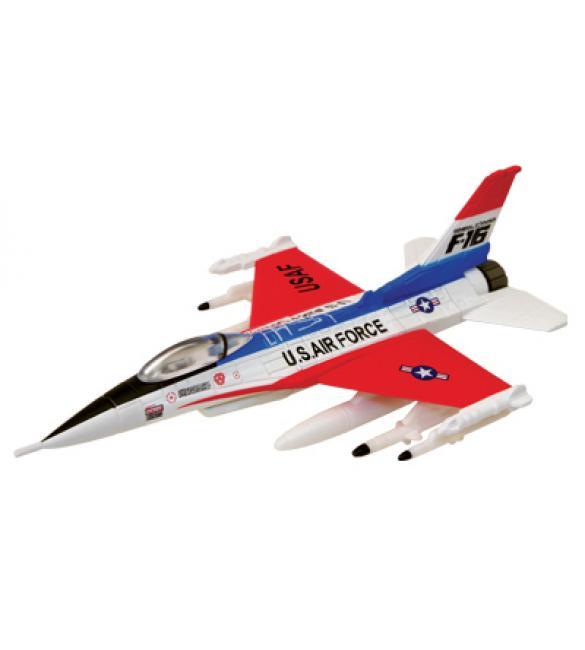 Объемный пазл Самолет YF-16 CCV