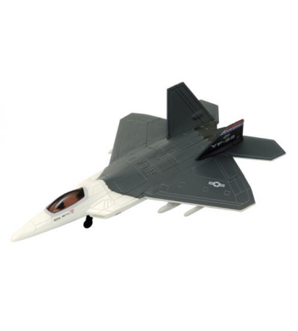 Объемный пазл Самолет YF-22