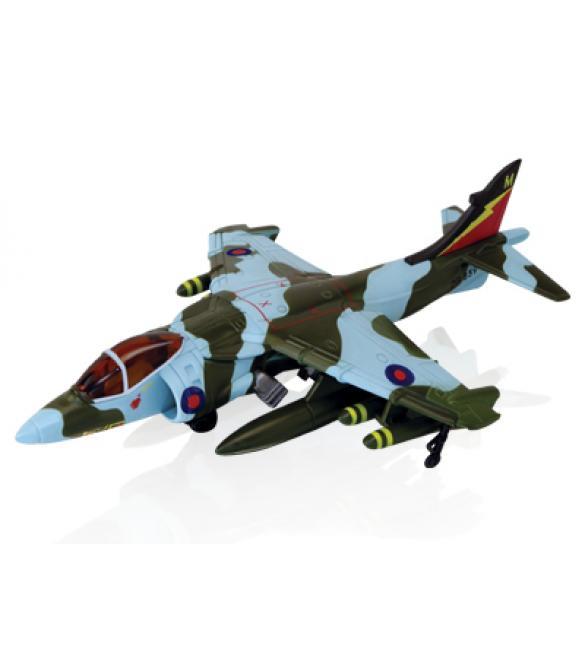 Объемный пазл Самолет RAF MK I HARRIER