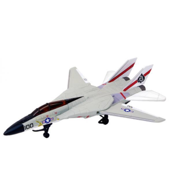 Объемный пазл Самолет F-14A