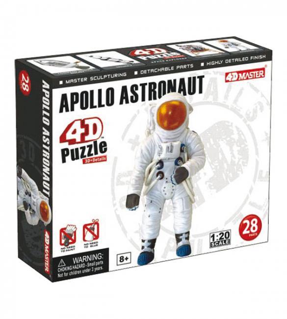 Объемный пазл Космонавт