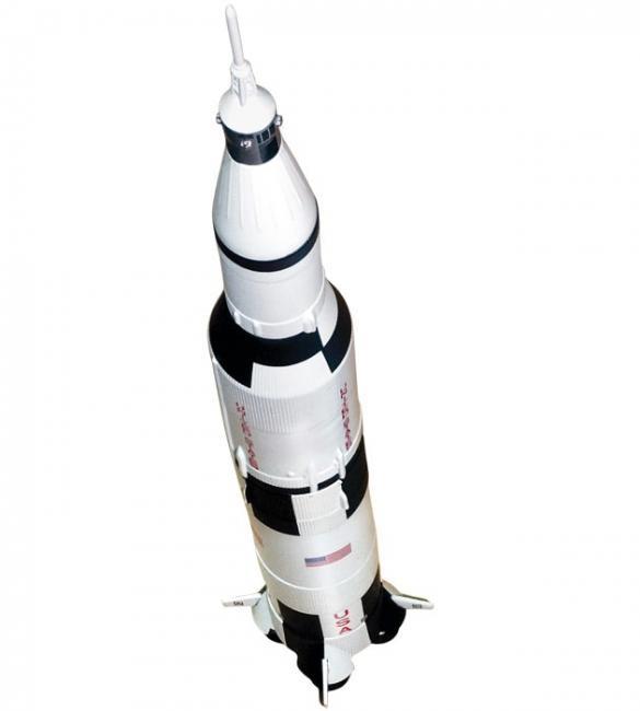 Объемный пазл Ракета Аполлон 11