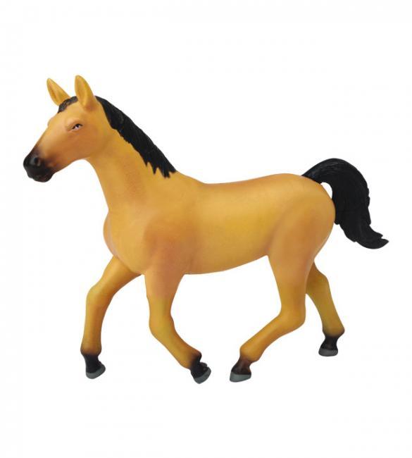 Объемный пазл Светло-коричневая лошадь