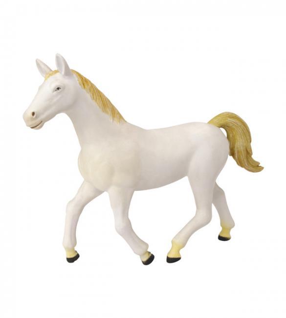 Объемный пазл Лошадь белая