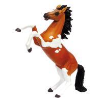Объемный пазл Скачущая пятнистая лошадь