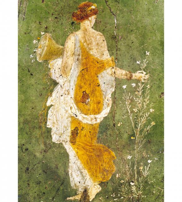 Пазлы Весна, фрески Помпеи 1000