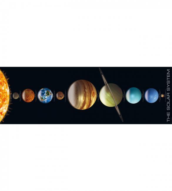 Пазлы Солнечная система 750