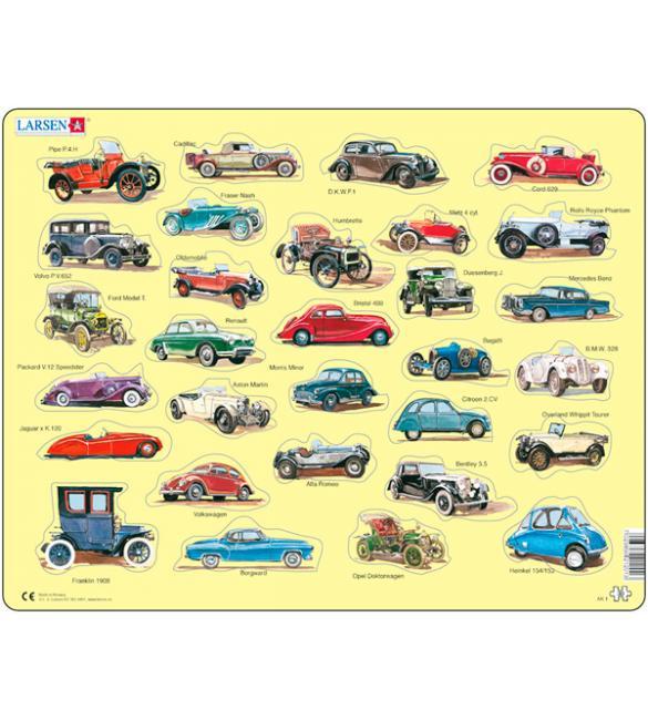 Пазлы Автомобили