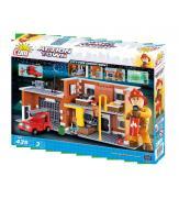 Конструктор Cobi Action Town - Большая пожарная станция