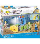 Конструктор Action Town - Гусеничный бульдозер