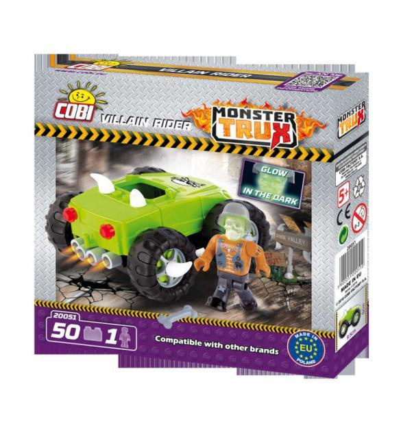 Конструктор Monster Trux - Лихач за рулем
