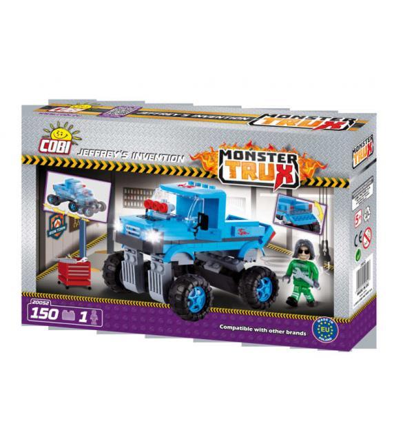 Конструктор Monster Trux - Изобретение Джеффри