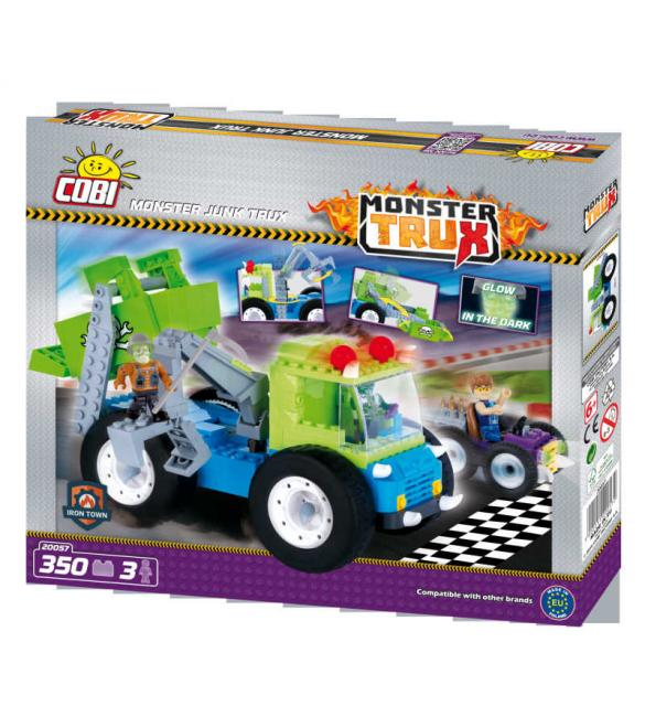 Конструктор Cobi Monster Trux - Мусоромонстр