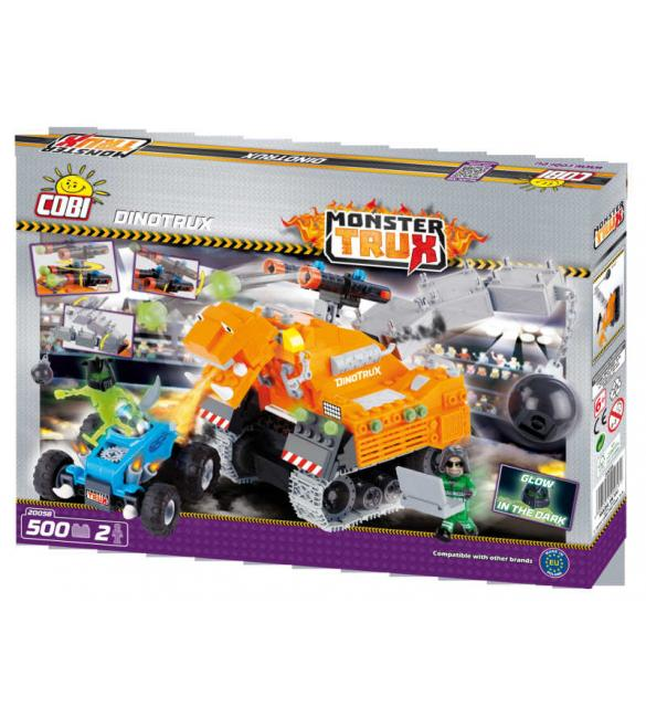 Конструктор Cobi Monster Trux - Динобот