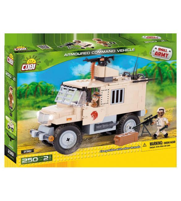 Конструктор Small Army - Командно-штабная машина