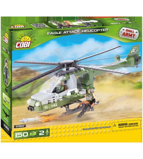 "Конструктор Cobi Small Army - Атакующий вертолет ""Eagle"""