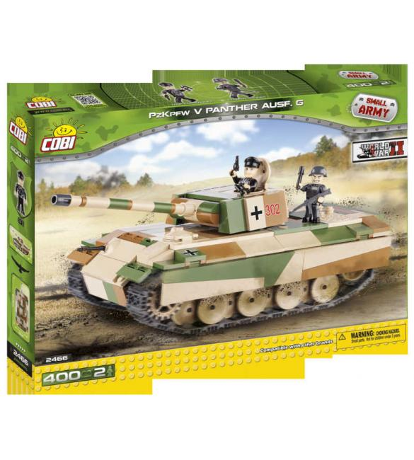 "Конструктор Small Army WWII - Танк ""Пантера"" V"