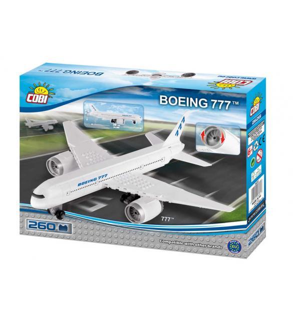 Конструктор Техника Самолет Boeing-777
