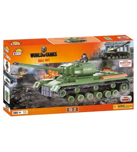 Конструктор Word Of Tanks ИС-2