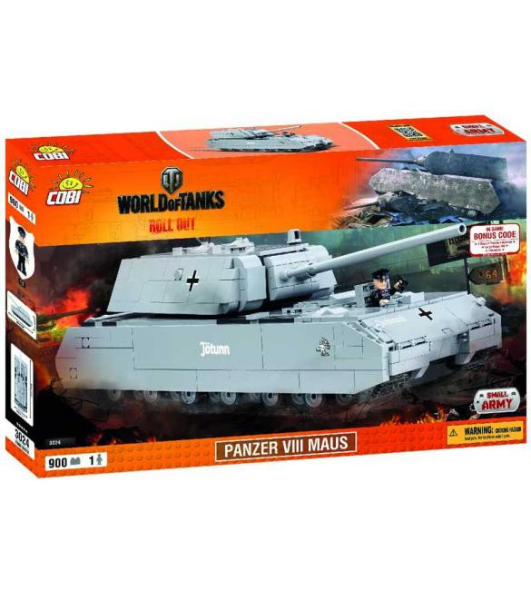 Конструктор COBI World Of Tanks Maus