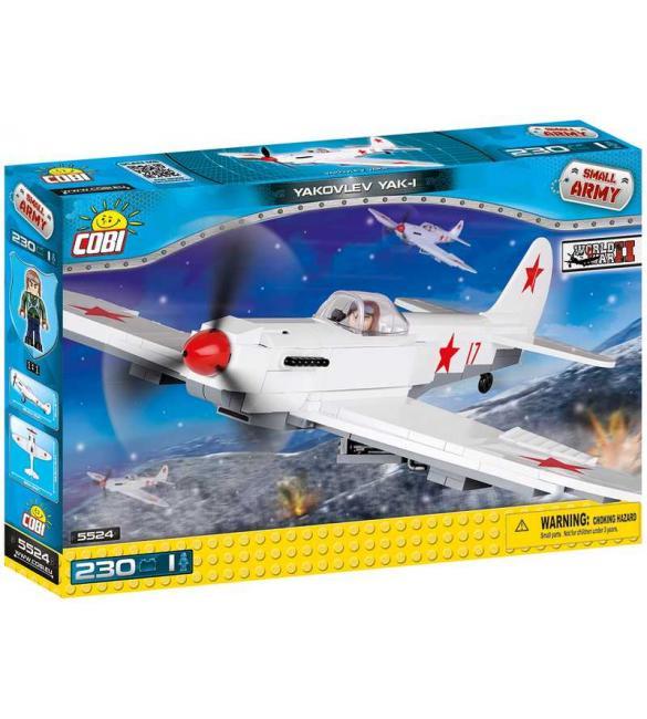 Конструктор Вторая Мировая Война Самолет ЯК-1М
