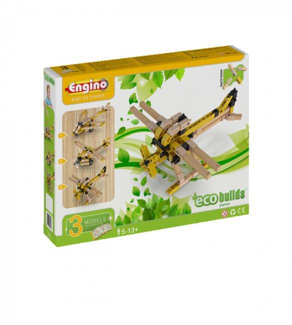 Конструктор Самолеты, 3 модели