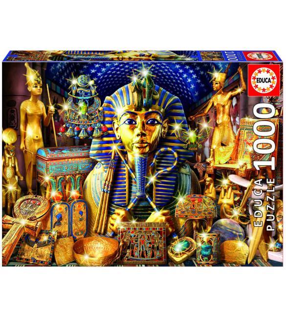Пазлы Сокровища Египта 1000
