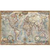 Пазлы Минипазл Политическая карти мира 1000