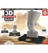 3D Скульптура - Нефертити