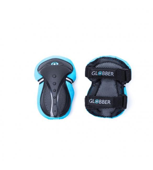 Комплект защитный подростковый GLOBBER, синий, 25-50кг (XS)