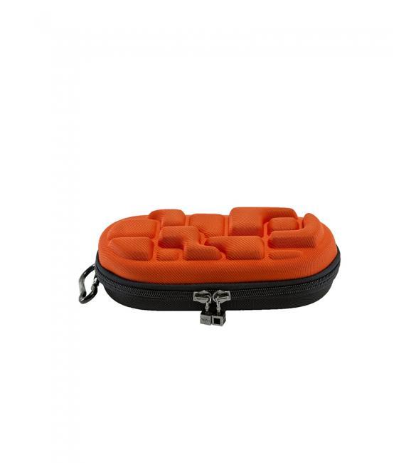 """Пенал """"LedLox Pencil Case"""", колір Orange (оранжевый)"""