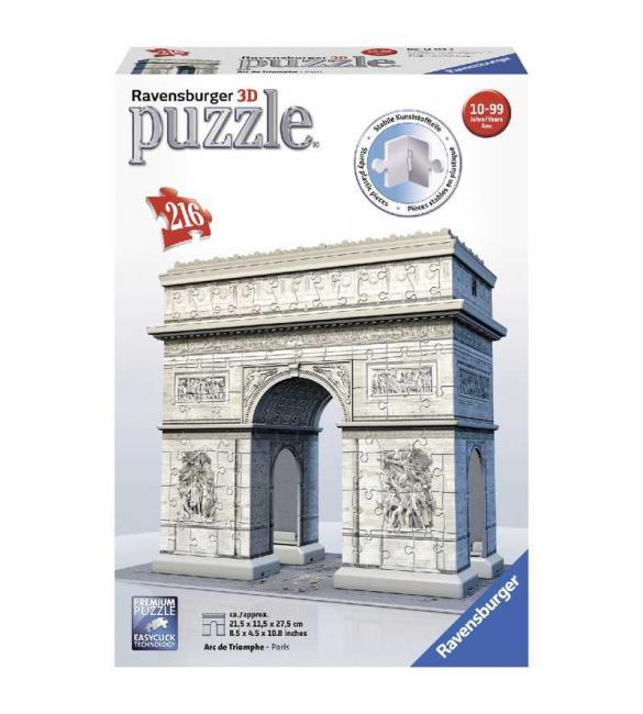 Объемный пазл Триумфальная арка