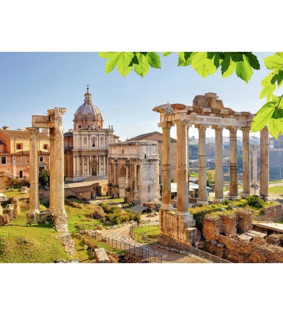 Пазлы Римськие руины, Италия 500