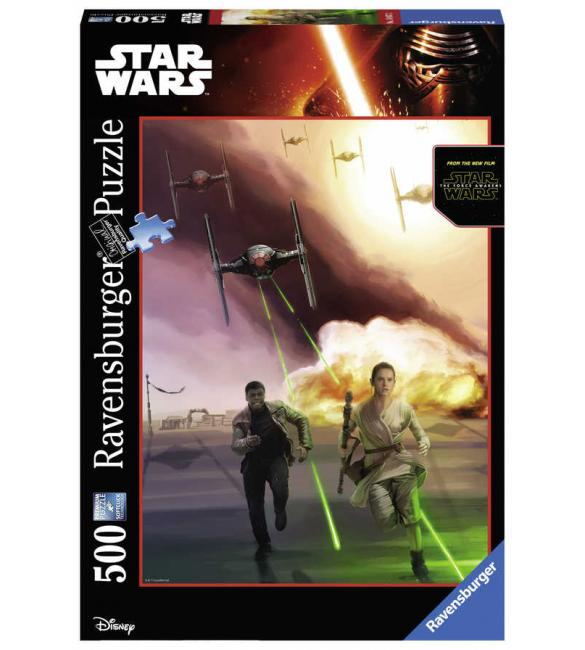 Пазлы Звездные войны. Темная сторона силы 500