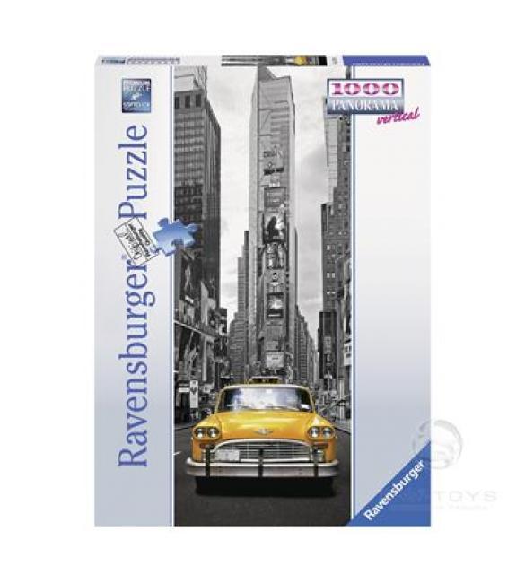 Пазлы Такси Нью-Йорка 1000
