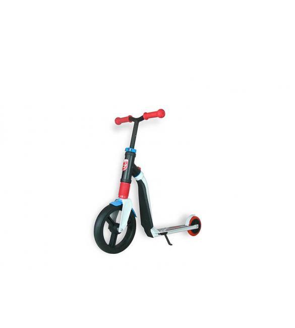 Самокат Scoot and Ride серии Highwayfreak 3.0 бело-красно-синий, 3-5 лет до 50кг
