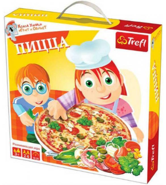 Игра Пицца