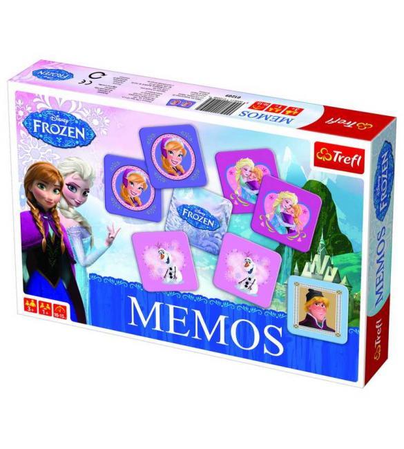 Игра Мемо Холодное сердце