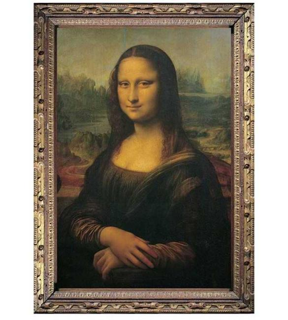 Пазлы Мона Лиза 1000