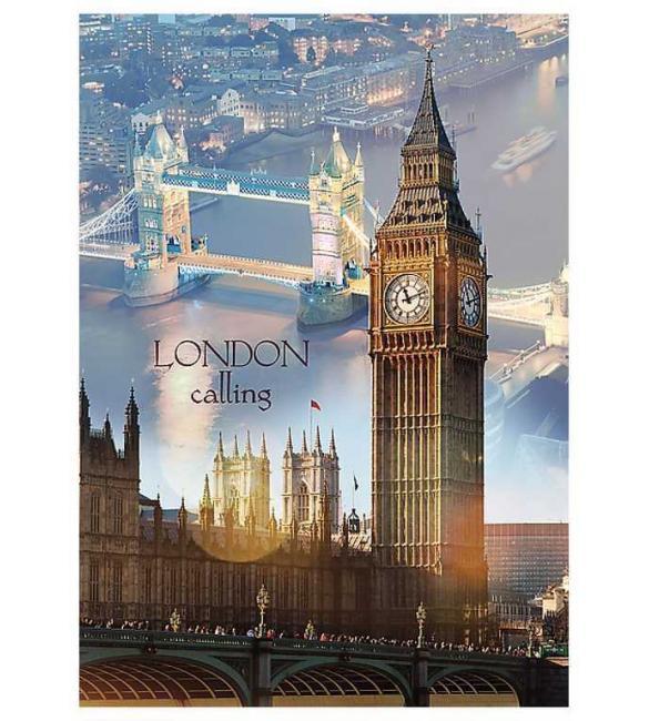 Пазлы Лондон на рассвете 1000