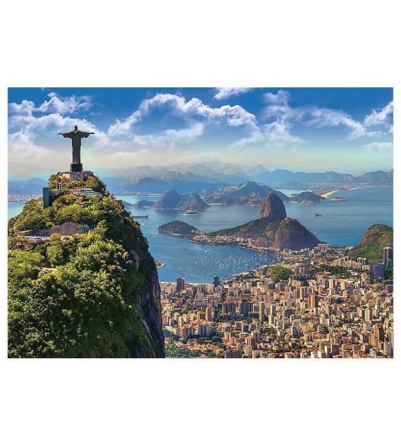 Пазлы Рио-де-Жанейро 1000