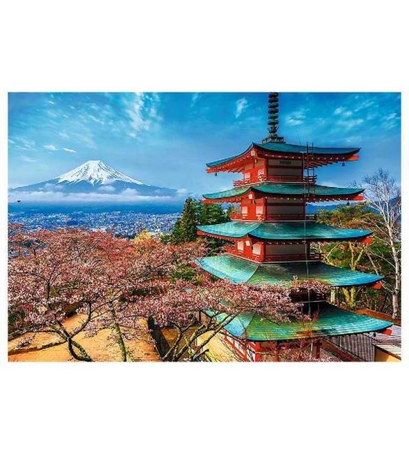Пазлы Гора Фудзи 1500