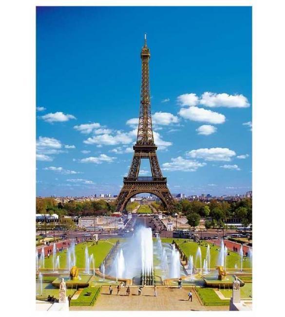 Пазлы Эйфелева башня 2000