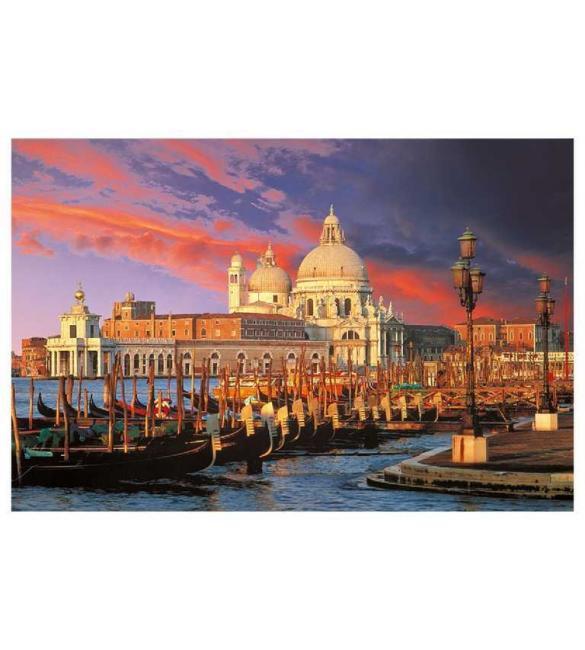 Пазлы Базилика Санта Мария делла Салюте Венеция 3000