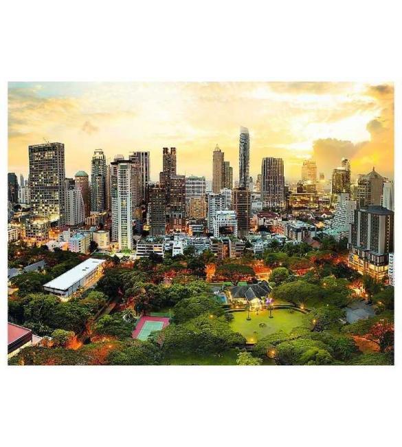 Пазлы Закат в Бангкоке 3000